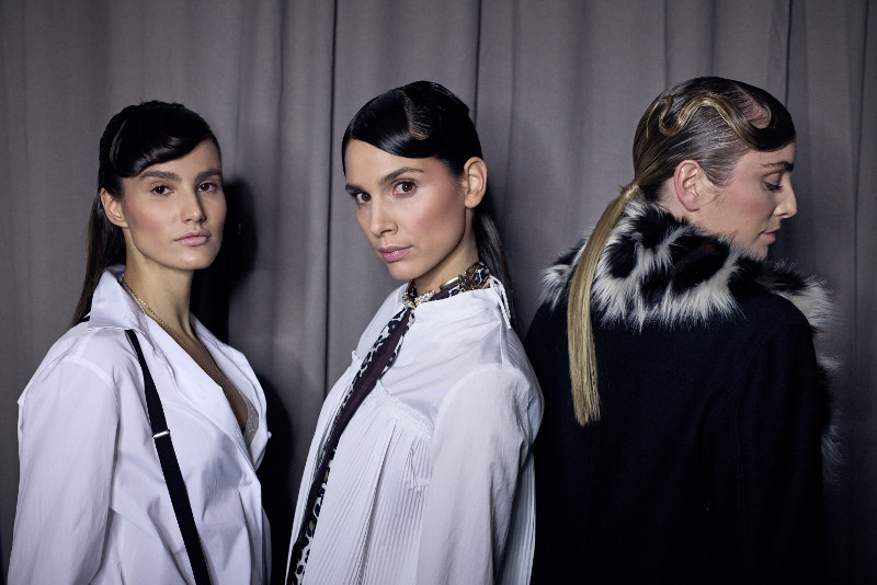 Friseur Halle Fashion Week Berlin